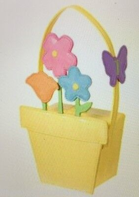 NWT Gymboree NEW Butterfly Blossoms Flower Pot Purse girls flowers growing