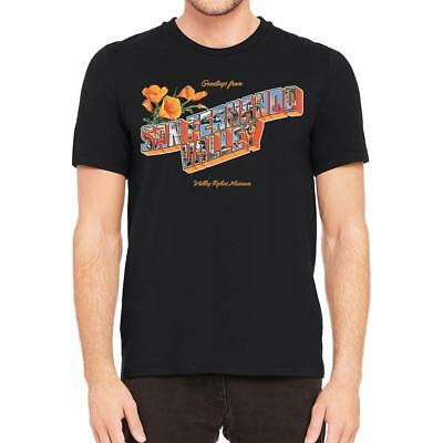 818 AREA CODE T-Shirt - SFV San Fernando Valley The From - All Sizes