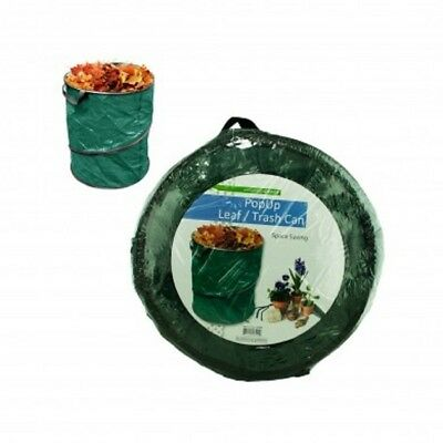 Pop Up Leaf Trash Can 13 Gallon Easy Storage, Collapsible Polyester Bags That...