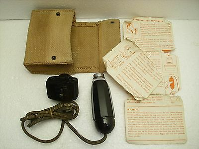 Vintage Electric Shaver Philishave 7730 AKA CIGAR w/case made in Holland PERFECT