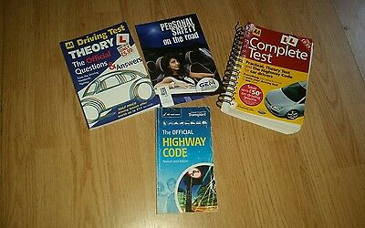 driving theory revision highway code books