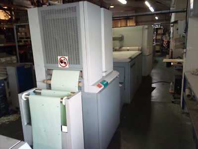 Oce 9230 Variostream Digital Continuous Colour Laser Printer Oce Maintained