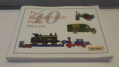 Matchbox Models Of YesterYear 40th Anniversary Book