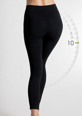 Lytess Legs Tights 10 Day Fast-Slimming Triple Action Black