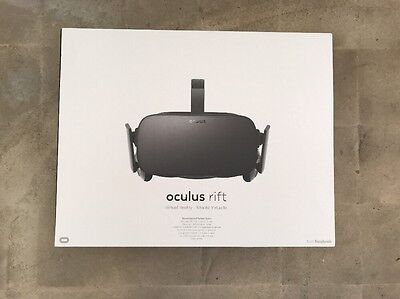 Oculus Rift CV1 - PC Virtual Reality VR Headset