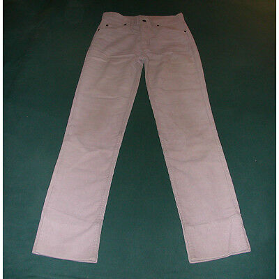 Markenjeans original RIFLE Cord-Jeans FeinKordjeans Hose CREME Größe 36-38 ITALY