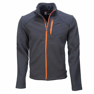Spyder Linear Full-Zip Midweight Core Sweater Midlayer- Men's Size L, NWT