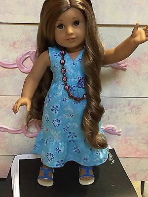 American Girl Kanani With Box EUC