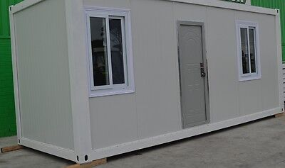 Agcab20 Brand New Granny Flat/Site Office/Donga/Storage room/Shed/Mobile Busines