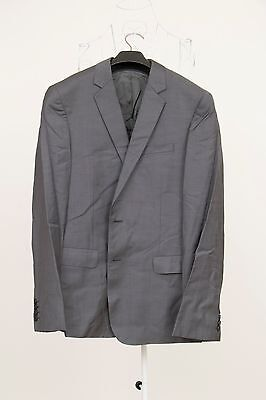 """Size 34 """"Country Road"""" 100% Wool Grey Mens Suit - Great Condition! Bargain!"""