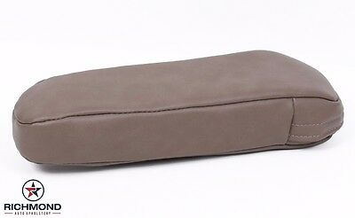 1995 Ford Bronco Eddie Bauer -Driver Side Replacement Leather Armrest Cover Tan