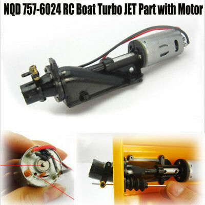 Hot Sale Electric NQD 757-6024 RC Boat Turbo JET Replacement Part w/ 390 Motor J