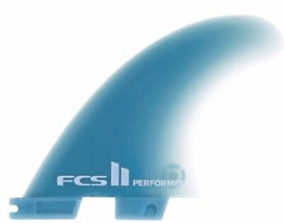 FCS II Performer Glassflex Quad Rear Medium Fin Set