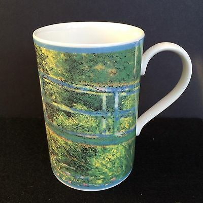 Claude Monet Painting Reproduction MUG By Dunoon & Giverny Made in Scotland NICE