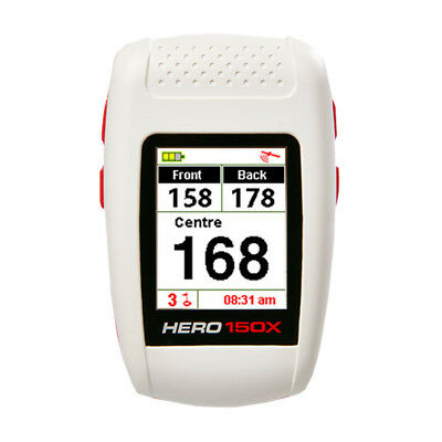 NEW Sureshot Hero 150X Golf GPS