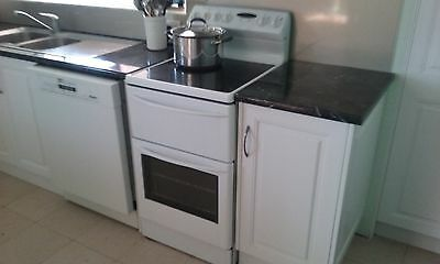 Black and white two pack kitchen for sale