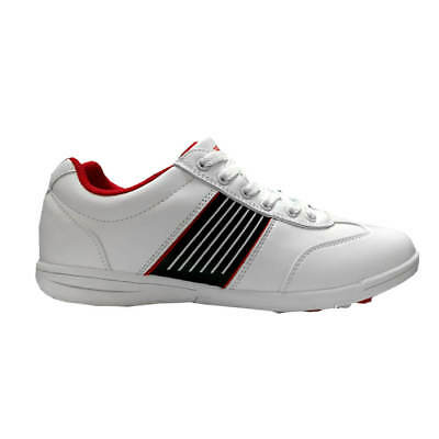 NEW Prosimmon Smart Play II Men's Golf Shoes - White [Size: 11.5 US]