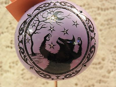 Patricia Breen Halloween Bequiling Orb Curtis The Wolf  2016