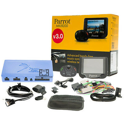 Parrot MKi9200 latest v3 Bluetooth Car Kit iPhone Samsung iPhone - AU STOCK