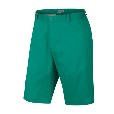 NEW Nike Flat Front Short - Rio Teal/Rio Teal [Size: 34]