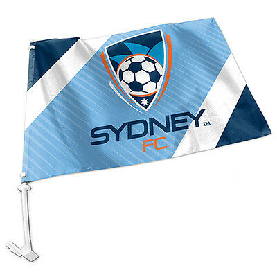 HAL Sydney FC Supporter Car Flag