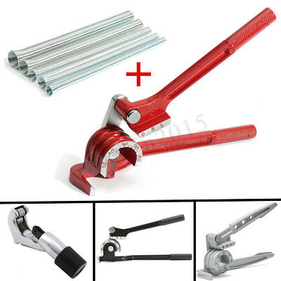 4 Type Tube Bender Pipe Bending Cutter Tool For Plumbing Copper Aluminum Pipe