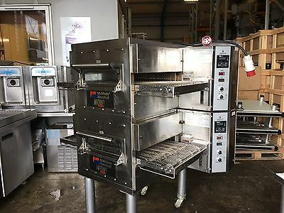 Middleby Marshall - Ps628E Wow Ovens Electric - Pizza Ovens - 1 Year Use