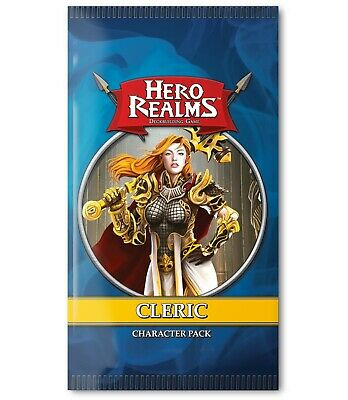 Cleric Pack: Hero Realms Exp CDU