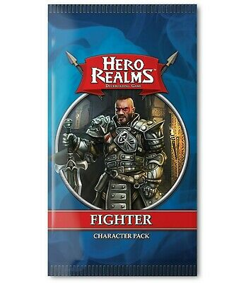 Fighter Pack: Hero Realms Exp CDU