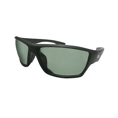 NEW Striker SS1 Sunglasses - BLACK/BLACK WITH G15 LENS