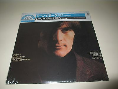 Gene Clark & The Godsin Brothers - Same - Cbs Sony Japan 1St Press -Still Sealed