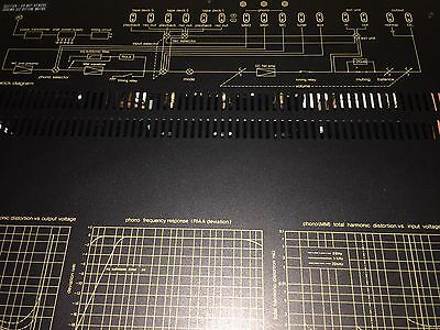 TECHNICS SU-9070 Vintage High-End/Preamplifier nuevo Sin Usar