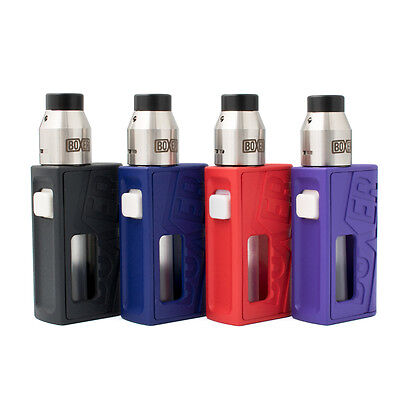 Boxer mod kit 18650 battery mod with ABS mods kit
