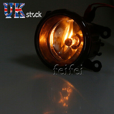 1x Latest Front Fog Light Lamp With Bulb For Trafic Vauxhall Renault Vivaro -UK