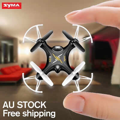 Syma X12S 2.4G 3D 6-Axis Gyro Nano Mini RC Remote Quandcopter Hand Holding Drone