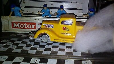 1/32nd scale PARMA WOMP Flexi-body type Slot Car RACER USED