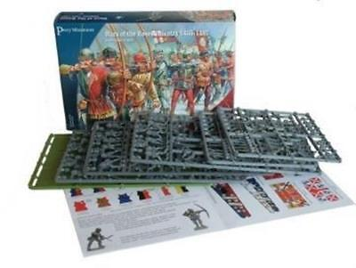 28mm Wars of the Roses Infantry 1455-1487 WGP-WR01 Perry Miniatures New in Box