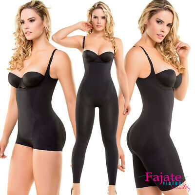 Fajate Full Body Shapers Seamless Thermal Fit Fajas Reductoras Colombianas Cysm