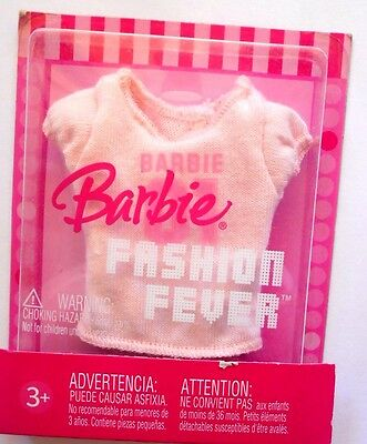 Barbie Abito Fashion Fever Mattel K8452