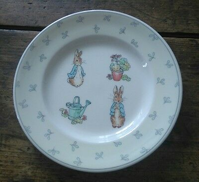 "Wedgwood Peter Rabbit 7"" Plate 1996"