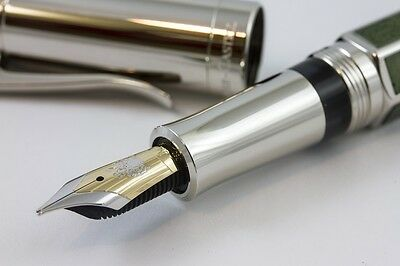 Graf Von Faber-Castell Pen Of The Year 2011 Fountain Pen Jade