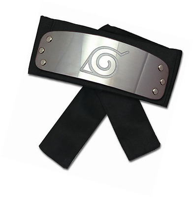 Great Eastern Entertainment Naruto Shippuden Naruto Leaf Village Headband
