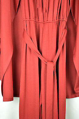 Vintage Robert Newman 1970's Red Jumpsuit - Size S (6/8)