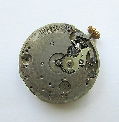 Watchmaker Faberique Rebberg  Watch Movement ( Rolex ) 11.3 Lignes
