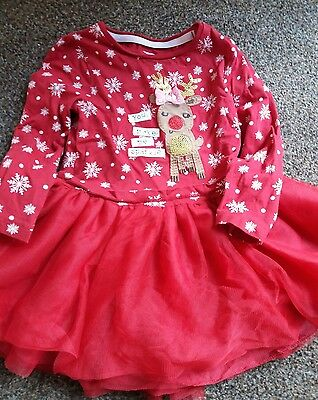 Girls 18-24 months Xmas / winter 4-item bundle incl. Piper & Posie