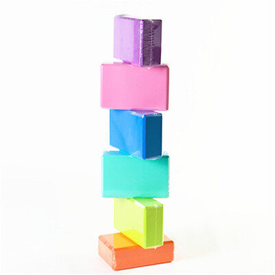 Yoga Auxiliary Supplies Foam Bricks Home Exercise Fitness Sport Tool@
