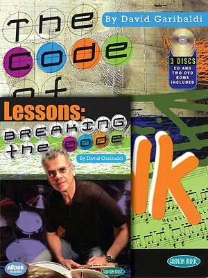 Breaking the Code Includes Code of Funk Book CD Pack 000320898