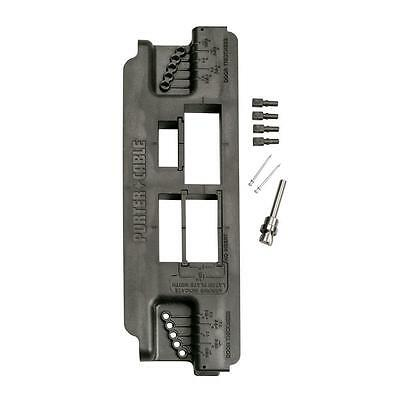 Porter-Cable Strike Latch Plate Door Template Router Bit Tool Part Accessory New