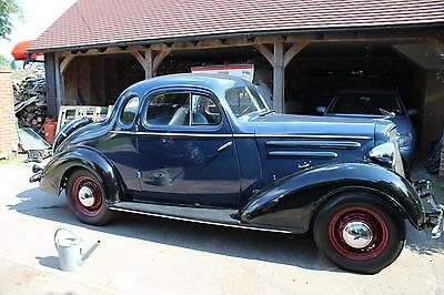 1935 Chevy Business Coupe Fully Restored Appreciating Classic American Car