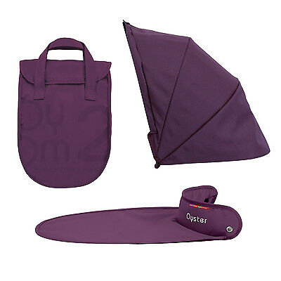 Oyster 2/Max Carrycot Colour Pack Damson *RRP £24.99* *NOW £14.99* SAVE £10